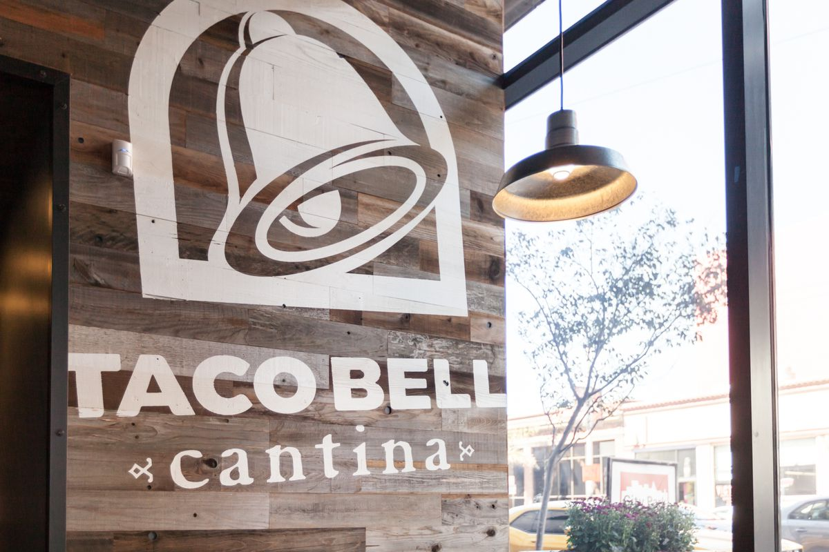 Taco Bell Cantina SF