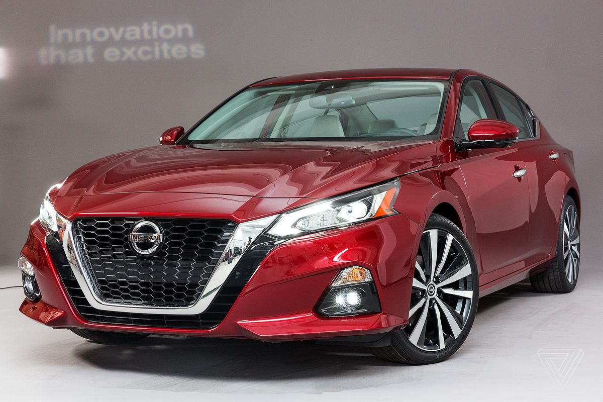 Nissan\'s new Altima offers highly automated driving without the ...