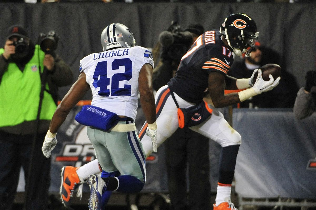 Cowboys Vs. Bears: Previewing Chicago's Offensive