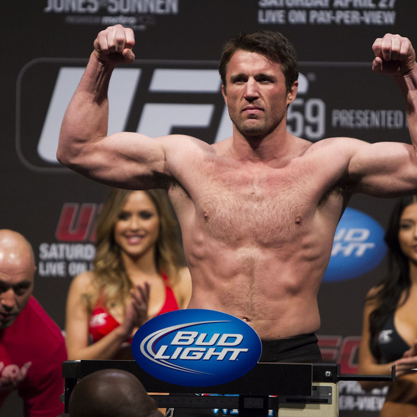 Chael Sonnen wants option to return to MMA, but isn't sure