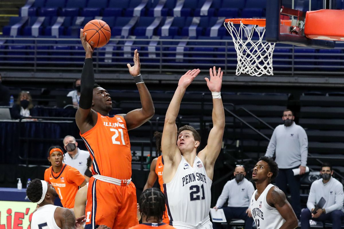 NCAA Basketball: Illinois at Penn State