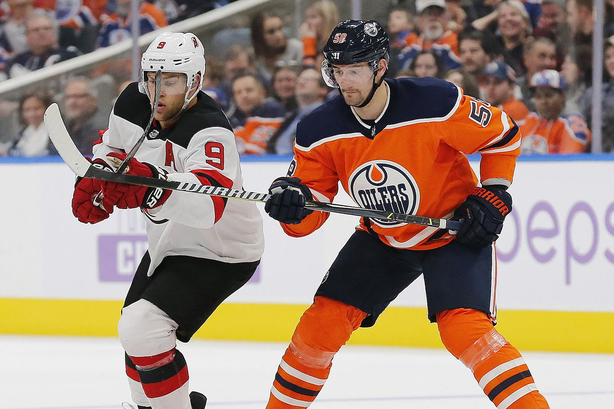 lowest price 159e1 2af06 Edmonton Oilers @ New Jersey Devils Game Preview - The ...