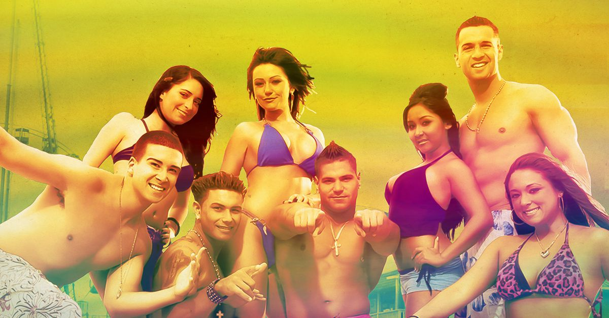 Gym, Tan, Family: 10 Years With 'Jersey Shore'