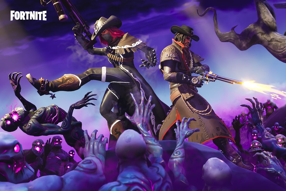 "Fortnite s monstrous ""Fortnitemares"" event concluded over the weekend with  a dramatic explosion that not only changed the island 3a348b354"