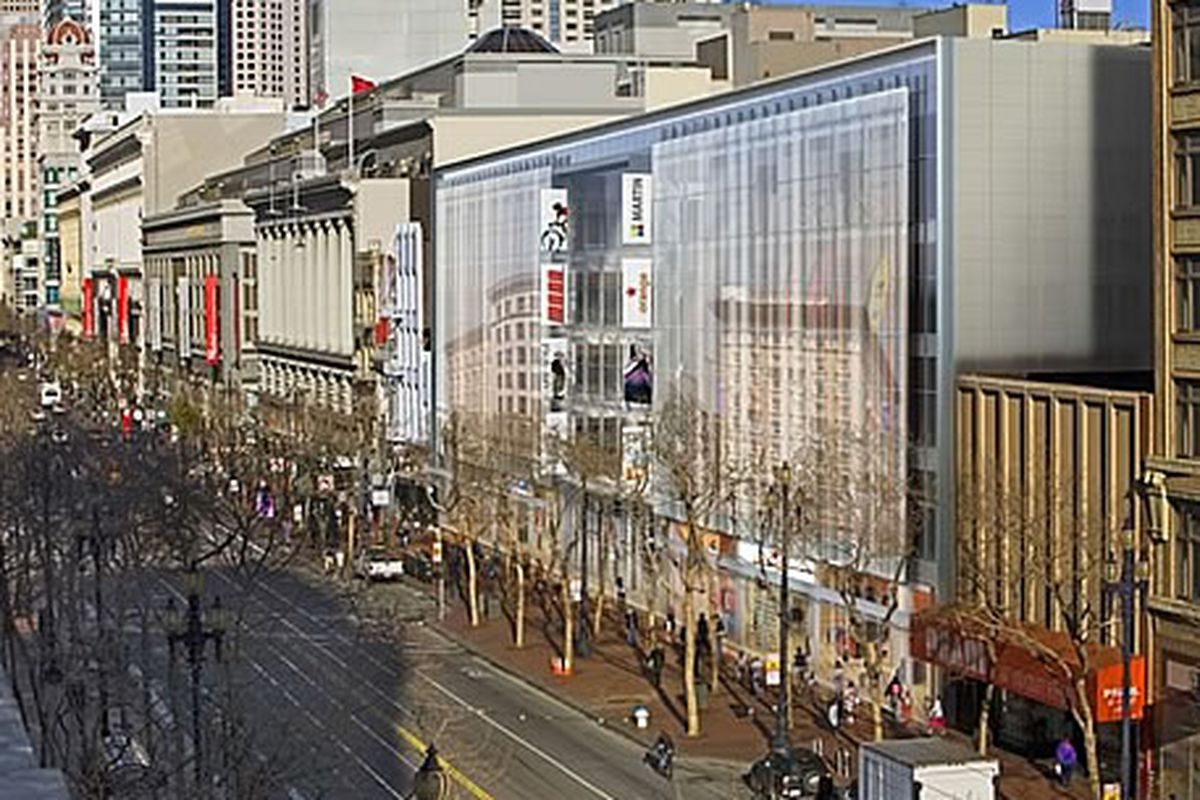 """Mid-market rendering via <a href=""""http://www.socketsite.com/archives/2013/03/market_street_place_courting_nordstroms_and_ready_to_co.html"""">Socketsite</a>"""