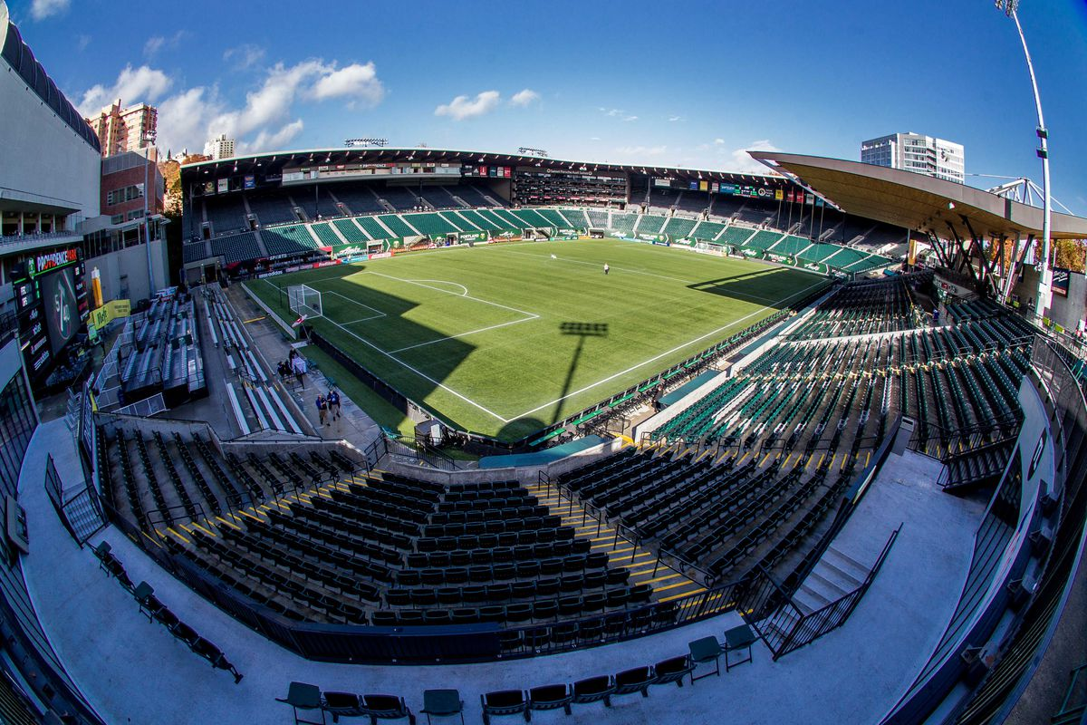 The current capacity of 21,144 at Providence Park just won't do for an MLS champion.