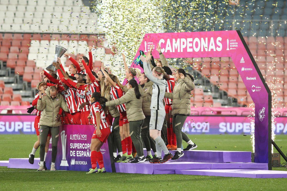 Levante UD V Atletico De Madrid- Supercopa De Espana Femenina: Final