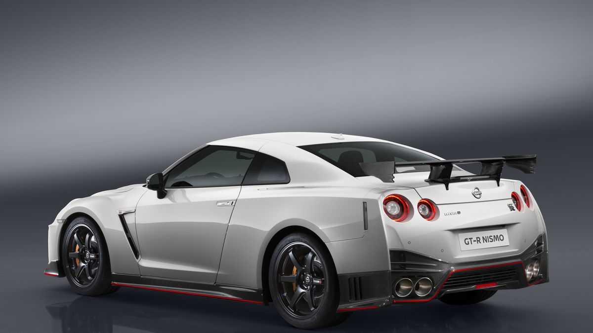 The 2017 Gt R Nismo May Be Most Bad Nissan You Can