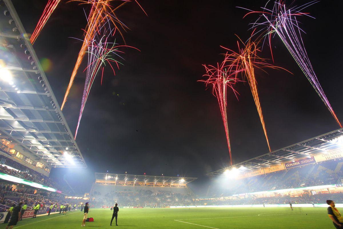 Orlando City Soccer vs. Philadelphia Union