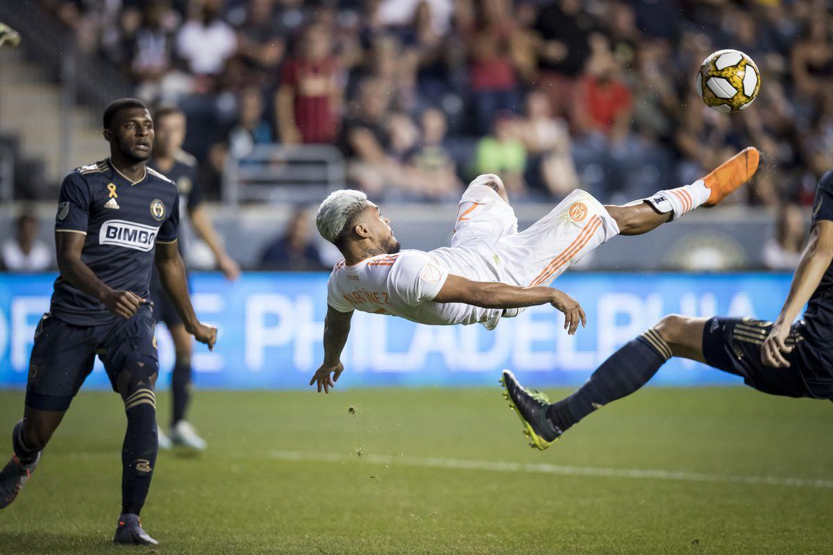 Atlanta United FC v Philadelphia Union: MLS