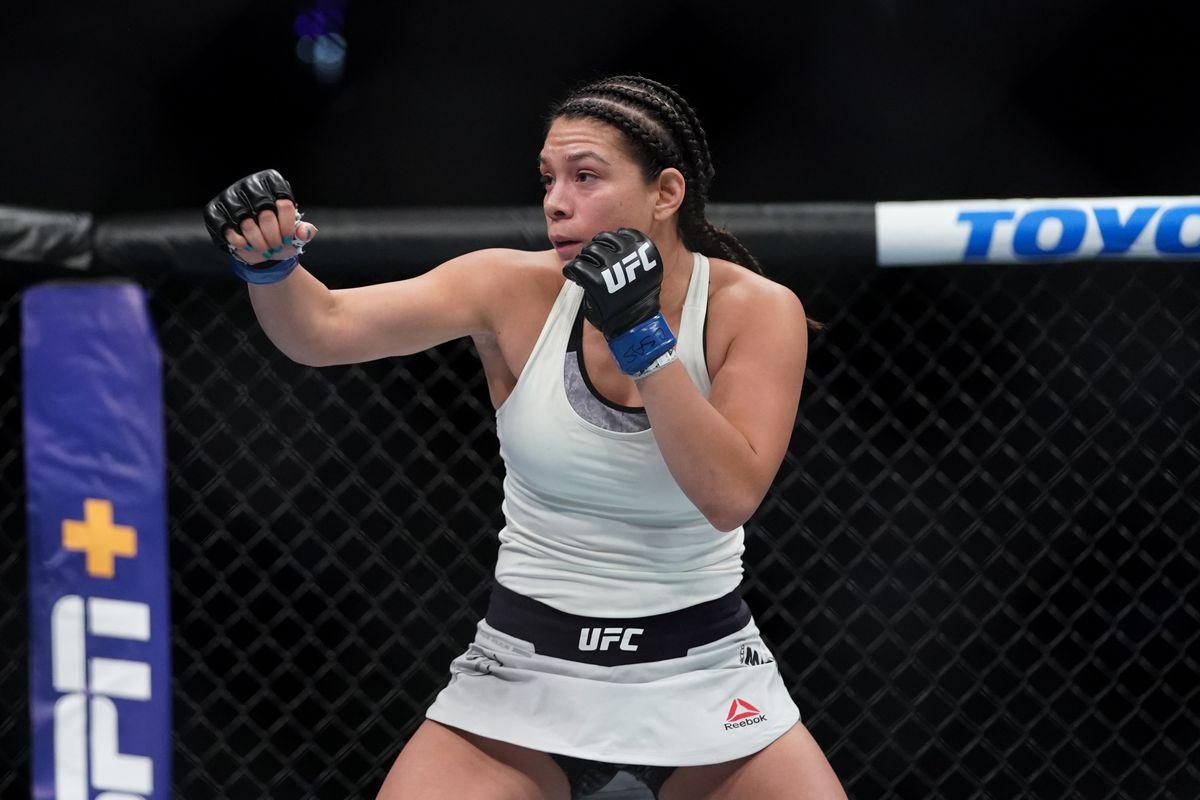 MMA: UFC Fight Night-Sacramento-Pena vs Montano