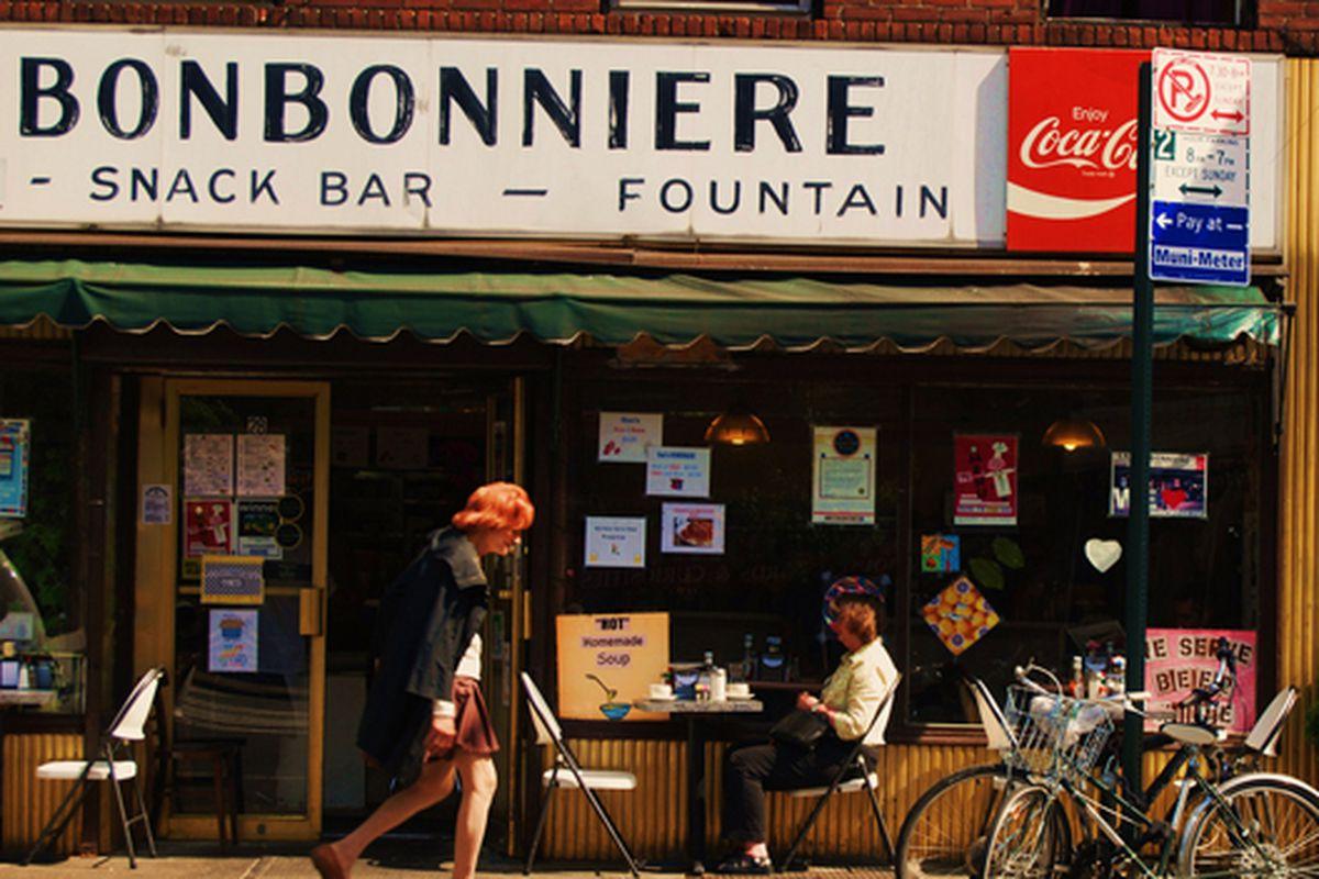 NYC: La Bonbonniere in the West Village