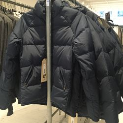 Women's collection jacket, $150
