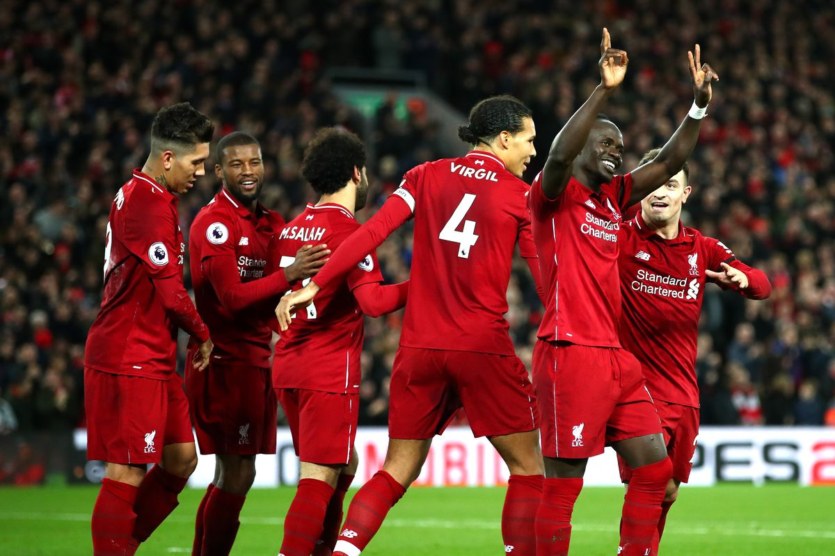 Image result for liverpool 2018