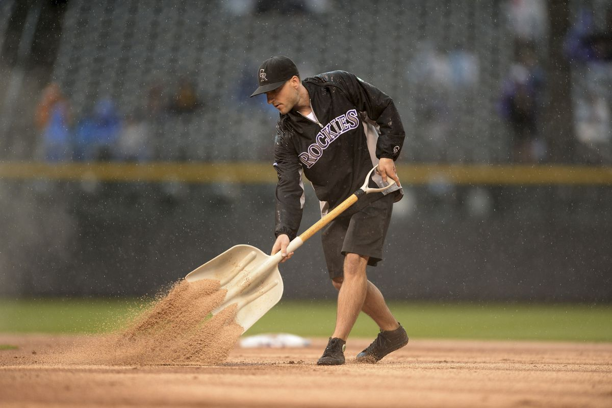 Let's see, nearly done burying the Rockies' 2014
