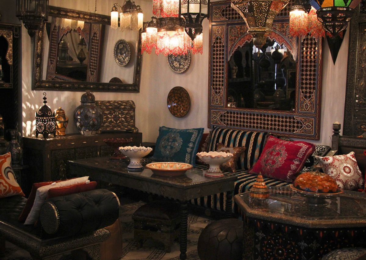 When you want your home to look like a moroccan bazaar it doesnt get more legit than berber we meandered through this upper east side moroccan bazaar and