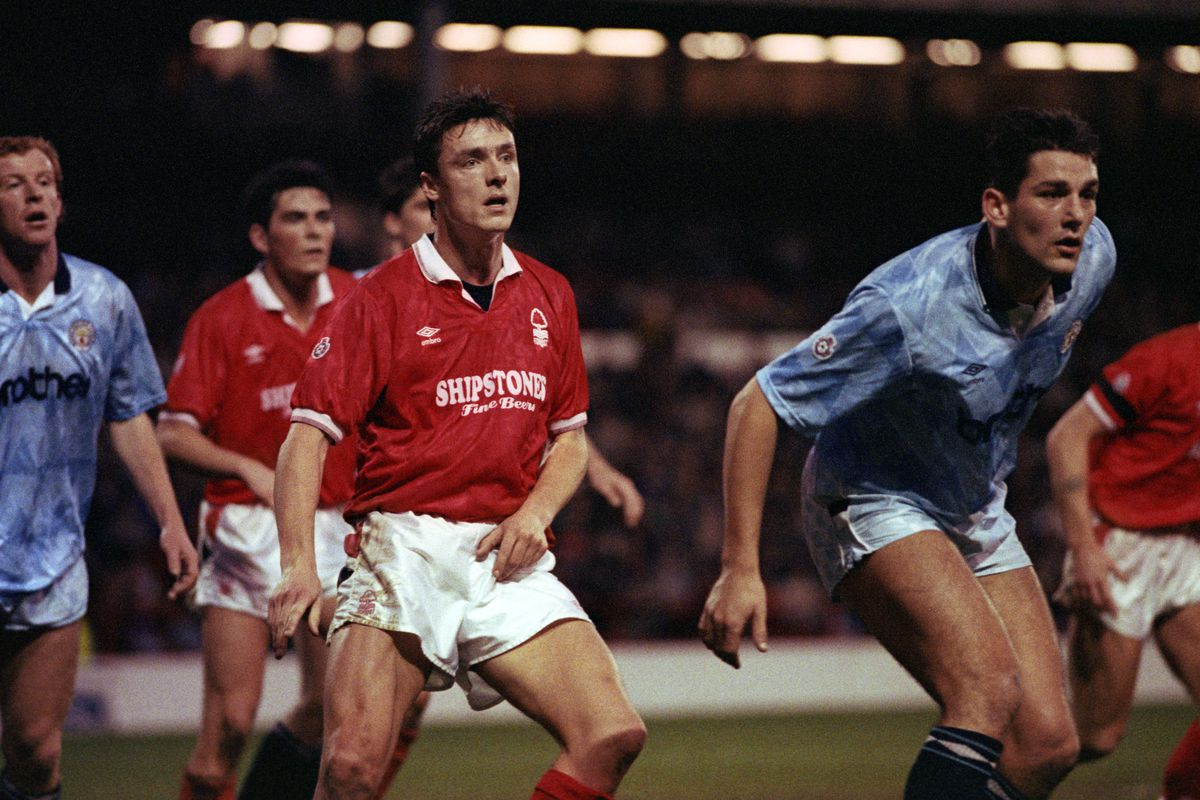 Soccer - Barclays League Division One - Nottingham Forest v Manchester City