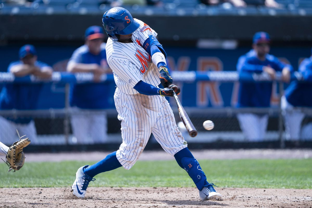 Mets Daily Prospect Report 8/19/19: Syracuse wins behind Davis' big day