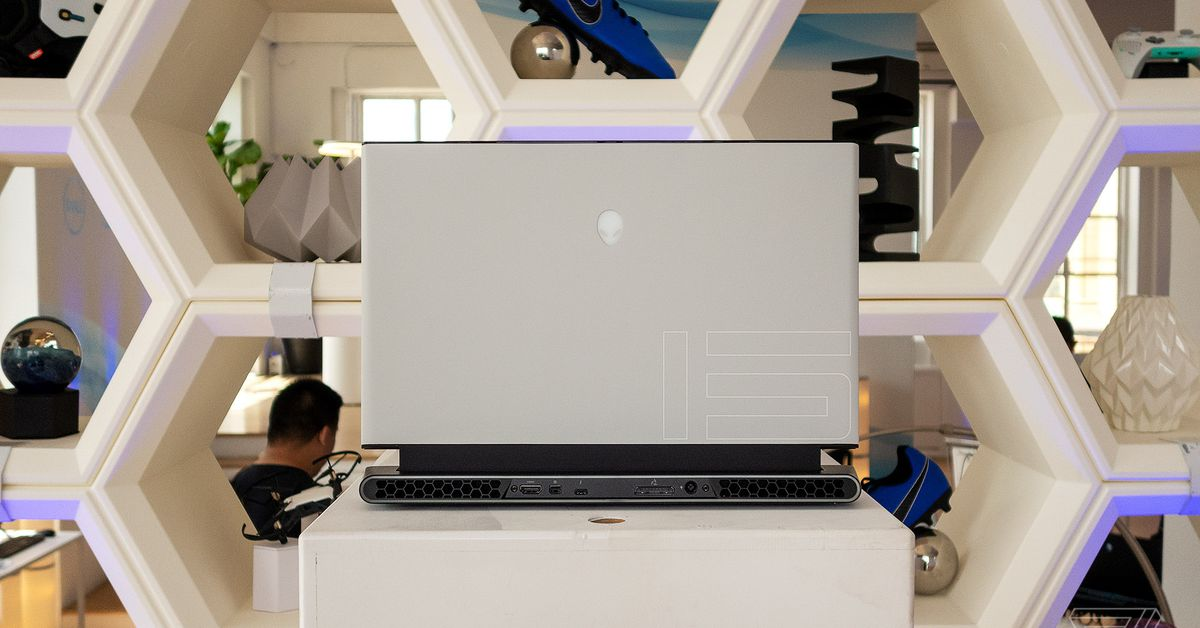 Alienware slims down and speeds up its powerful gaming laptops