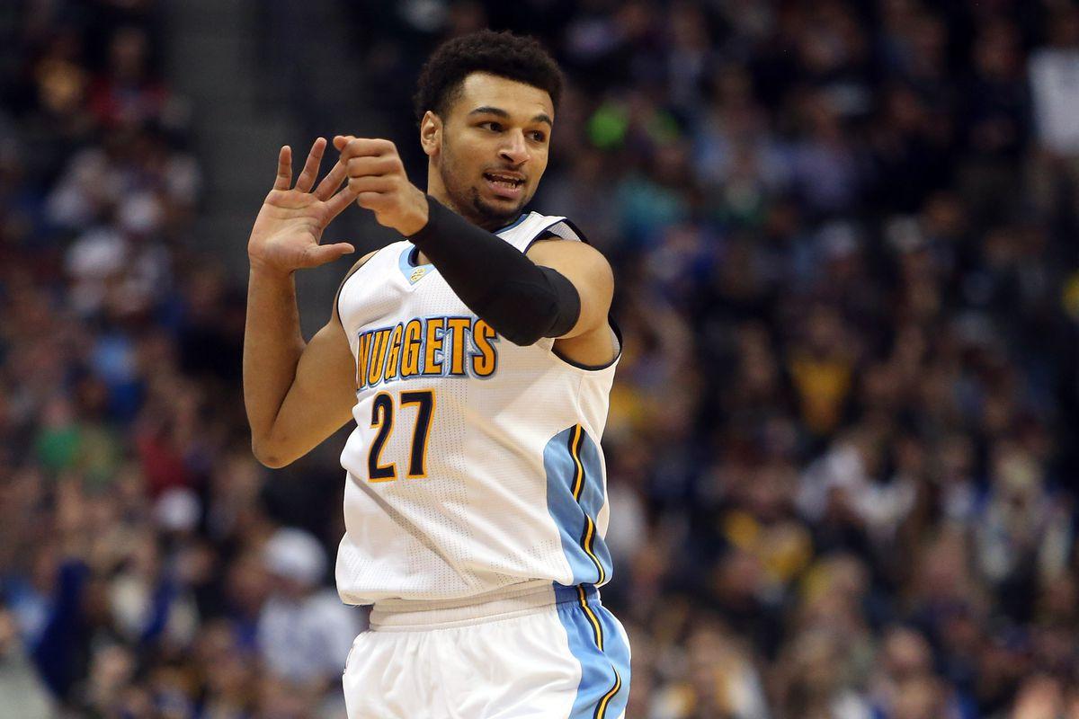 NBA: Golden State Warriors at Denver Nuggets