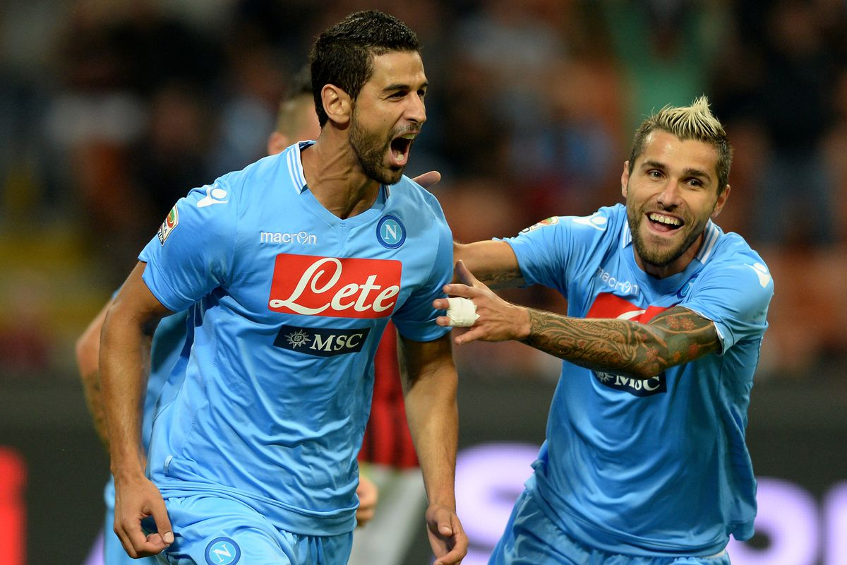 It's very likely that neither of these players will be in Naples come September.