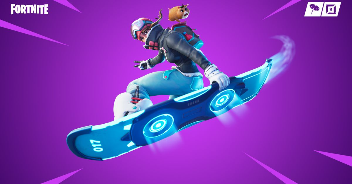 Fortnite patch notes v7 40 content update br header v7 40 content update br07 social driftboard powder 1920x1080 f4204ee82caf03382cea99a21f78eb4694340e95