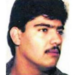 """FILE - This undated file photo shows Rafael Cardenas Vela, the nephew of the former boss of Mexico's Gulf cartel. Cardenas Vela, a Gulf cartel member of distinguished lineage who ran three important """"plazas"""" or territories, recently testified to the organization's structure and operations in such detail that it could compose a short course _ Narco 101, perhaps."""