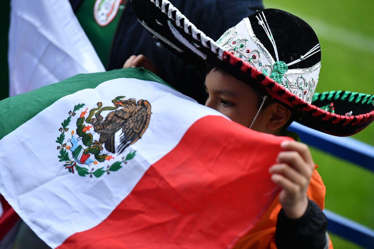 Mexico Training Session