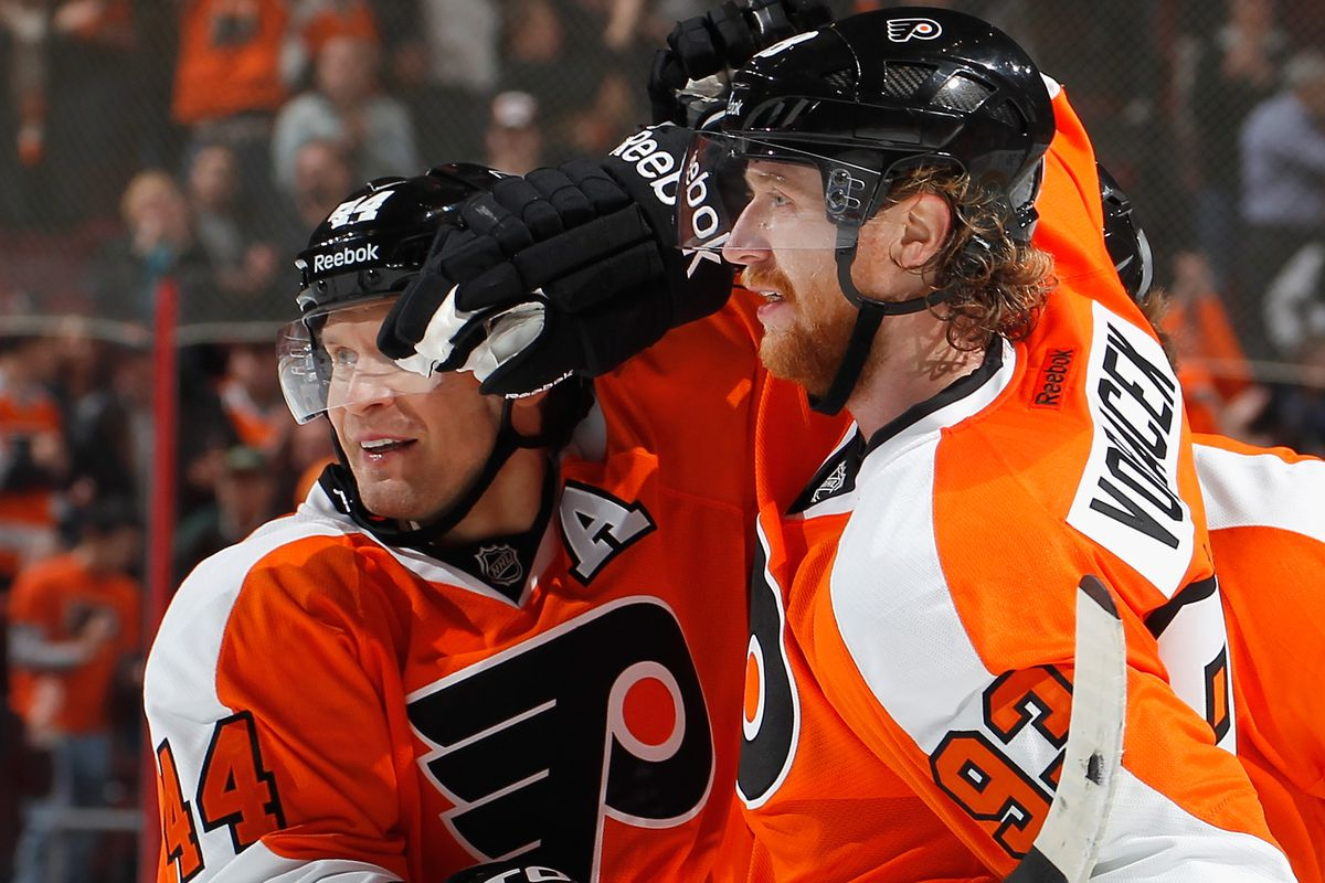 Today in Philadelphia Flyers history  Peeters wins NHL debut ... 392d8c236