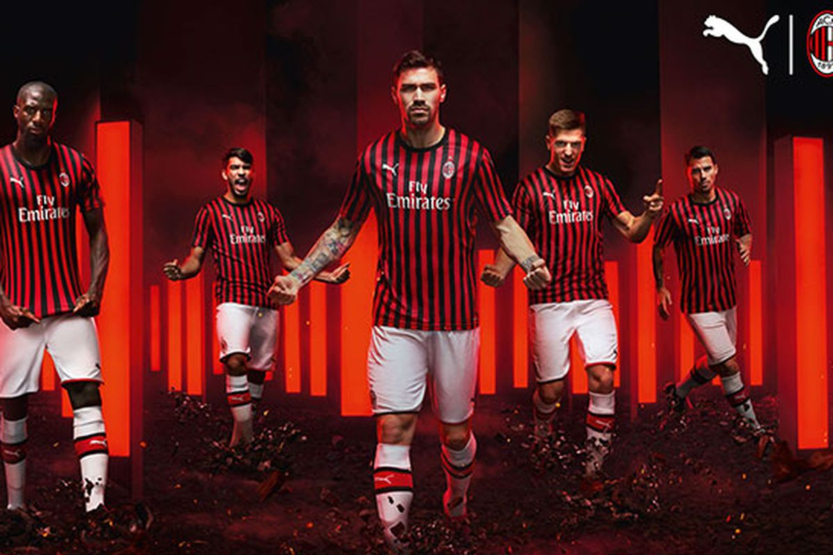 AC Milan and Puma Will Release A Commemorative Jersey For 120 ...