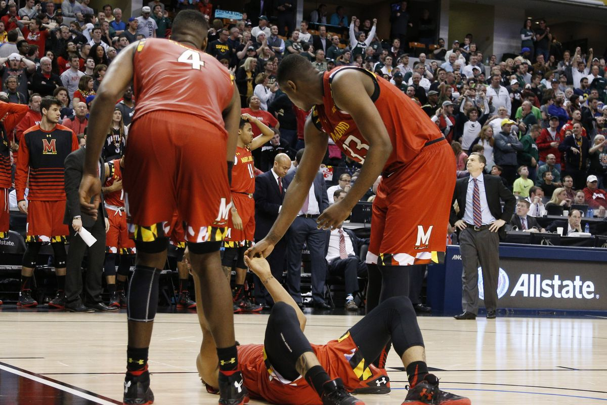 Diamond Stone, Melo Trimble and Robert Carter Jr. could all declare for the NBA Draft