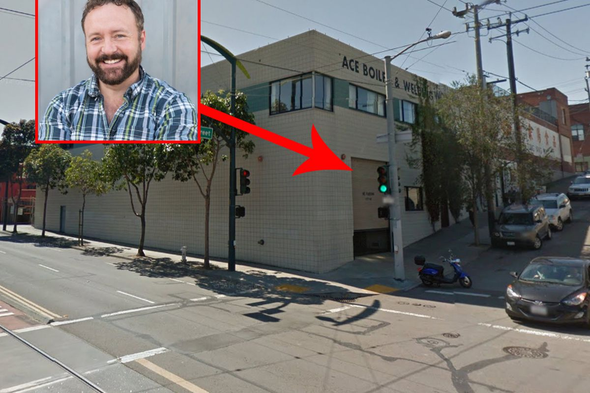 Kurt Huffman is opening a private event space and rotating restaurant concept.