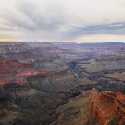 First stop of our amazing trip...Grand Canyon national park, the view was.....