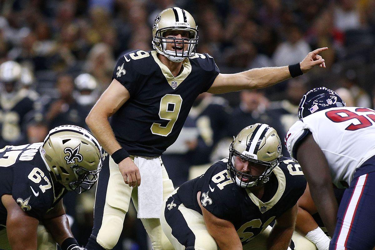 hot sale online f51e2 c802c New Orleans vs. Houston Matchups: Saints offense vs. Texans ...