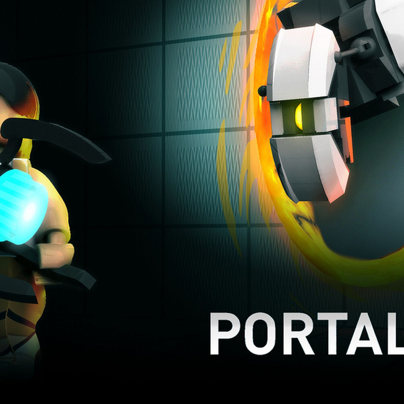 Portal Lego Concept Could Become An Official Product The