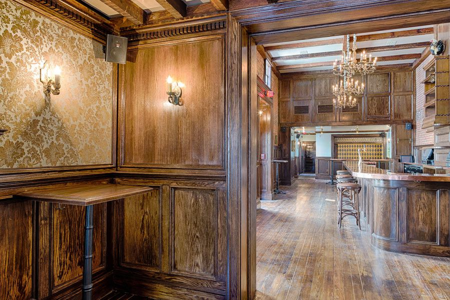 inside the classically french bar vin opening this week in georgetown eater dc. Black Bedroom Furniture Sets. Home Design Ideas