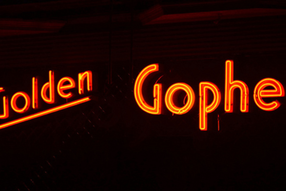 The Golden Gopher, Downtown.
