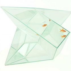 """<a href=""""http://www.opulentitems.com/Finite-Luxury-Aquarium_p_1107.html"""" rel=""""nofollow"""">This aquarium</a> costs $6,500. That's like $500 a day for your goldfish's entire life."""