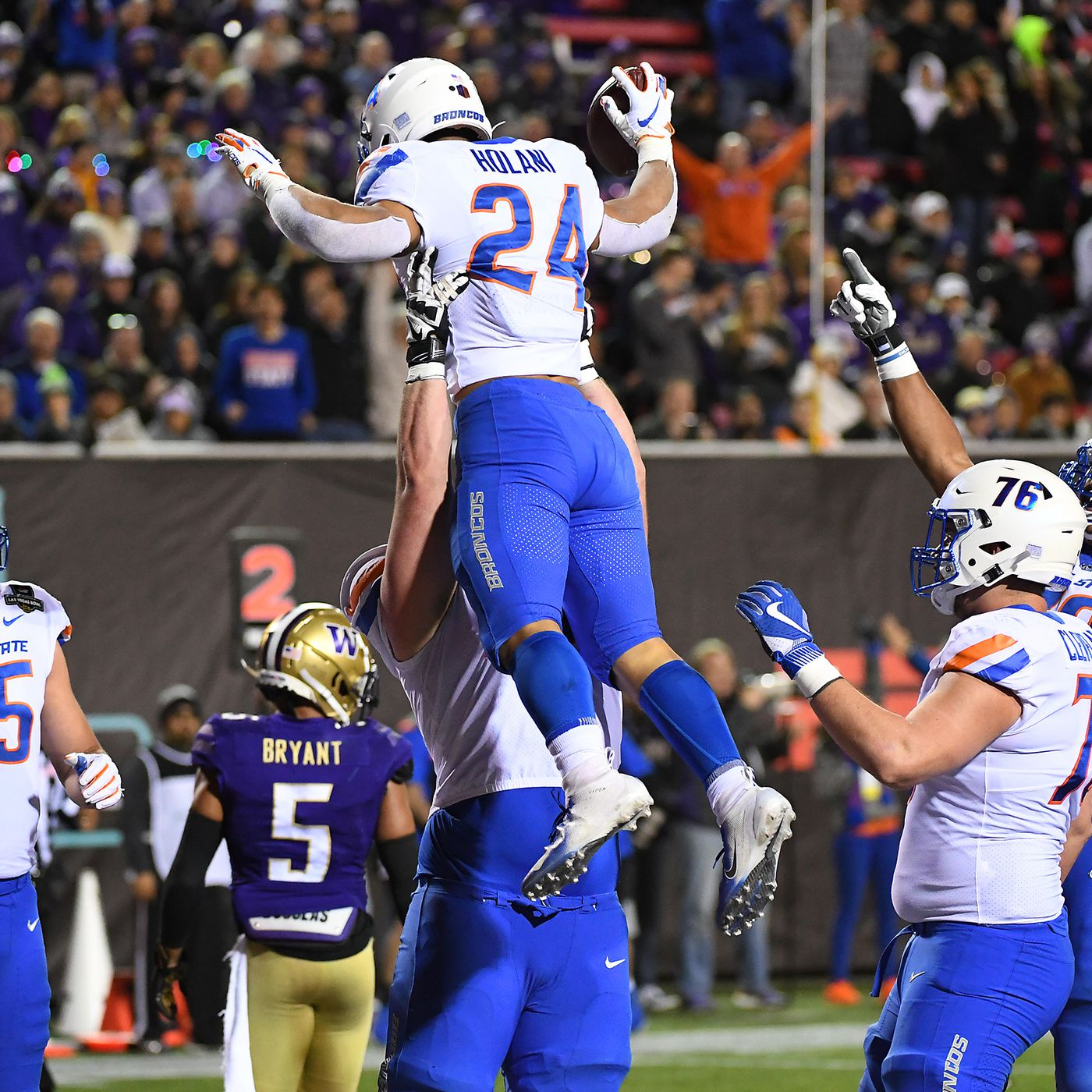 2020 Boise State Recruiting Roundup 12 23 19 One Bronco Nation Under God