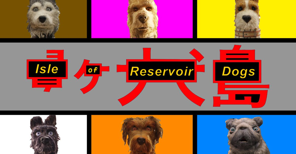 Quentin Tarantino Joins Wes Anderson for 'Isle of Reservoir Dogs'