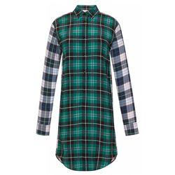 "Sandro 'Rosy' plaid shirtdress, <a href=""http://us.sandro-paris.com/rosy.html?___store=sandro"">$470</a>"