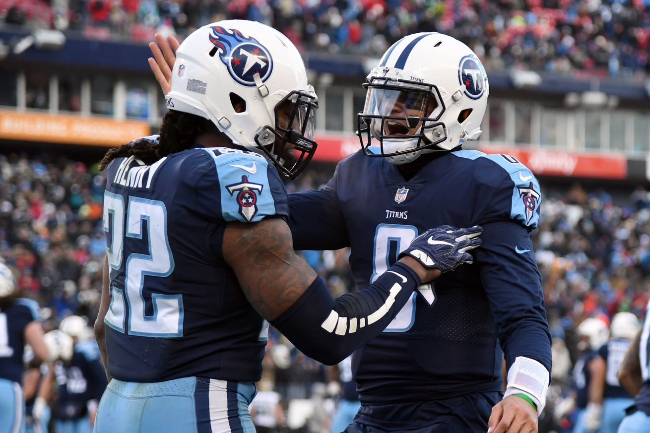 Titans Links: It's Good to be Back