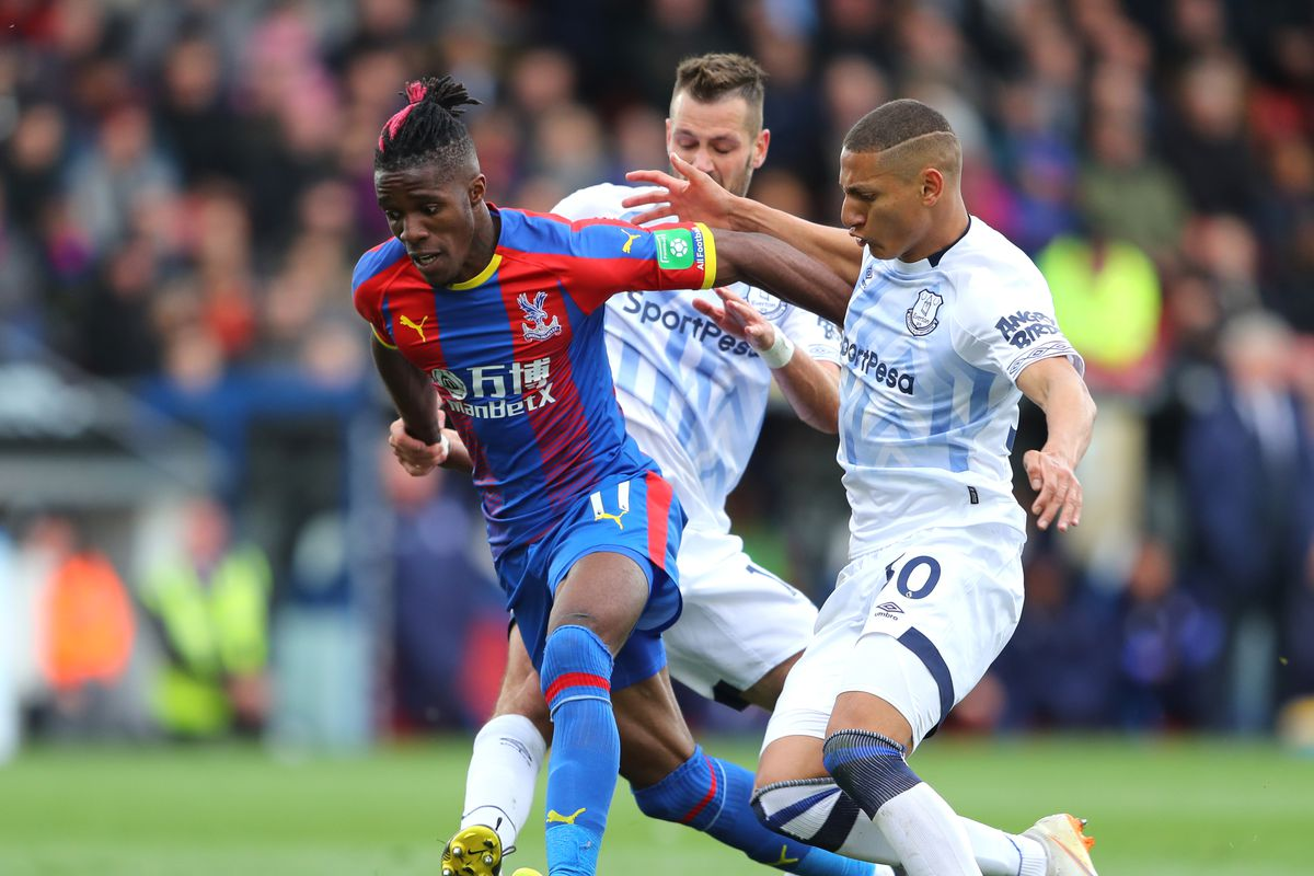 Everton at Crystal Palace: The Opposition View - Royal Blue Mersey