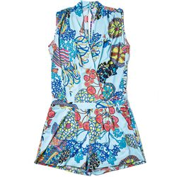 This beach-ready romper is playful without screaming Disney.
