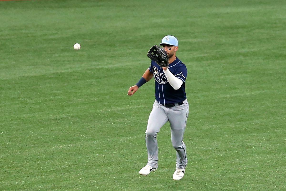 MLB: JUL 20 Rays Summer Camp