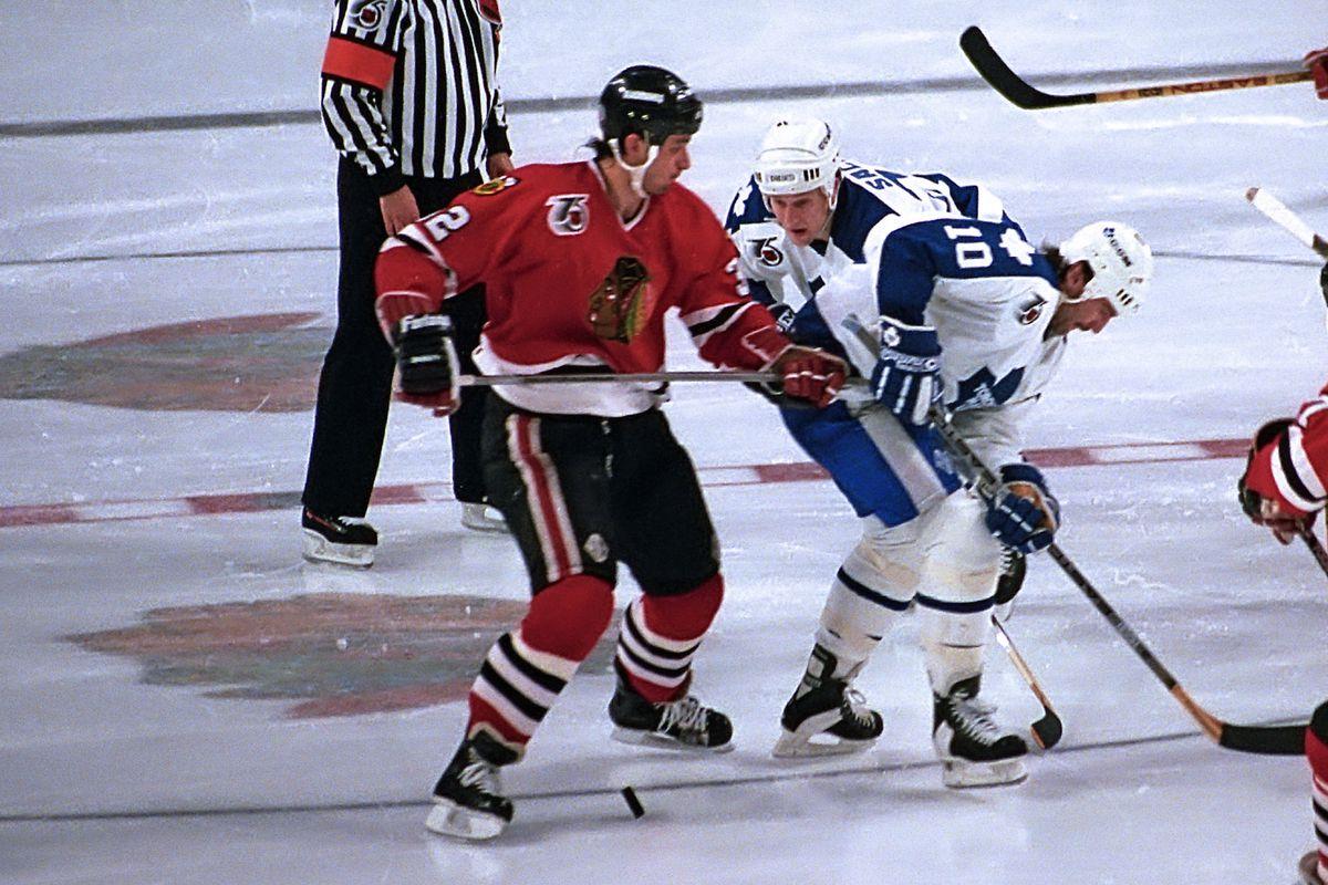 Chicago Blackhawks v Toronto Maple Leafs