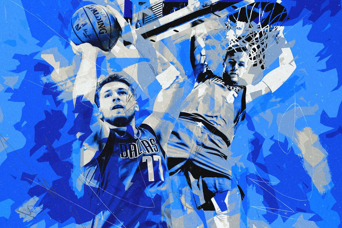 How The Dallas Mavericks Will Pair Kristaps Porzingis And Luka Doncic The Ringer