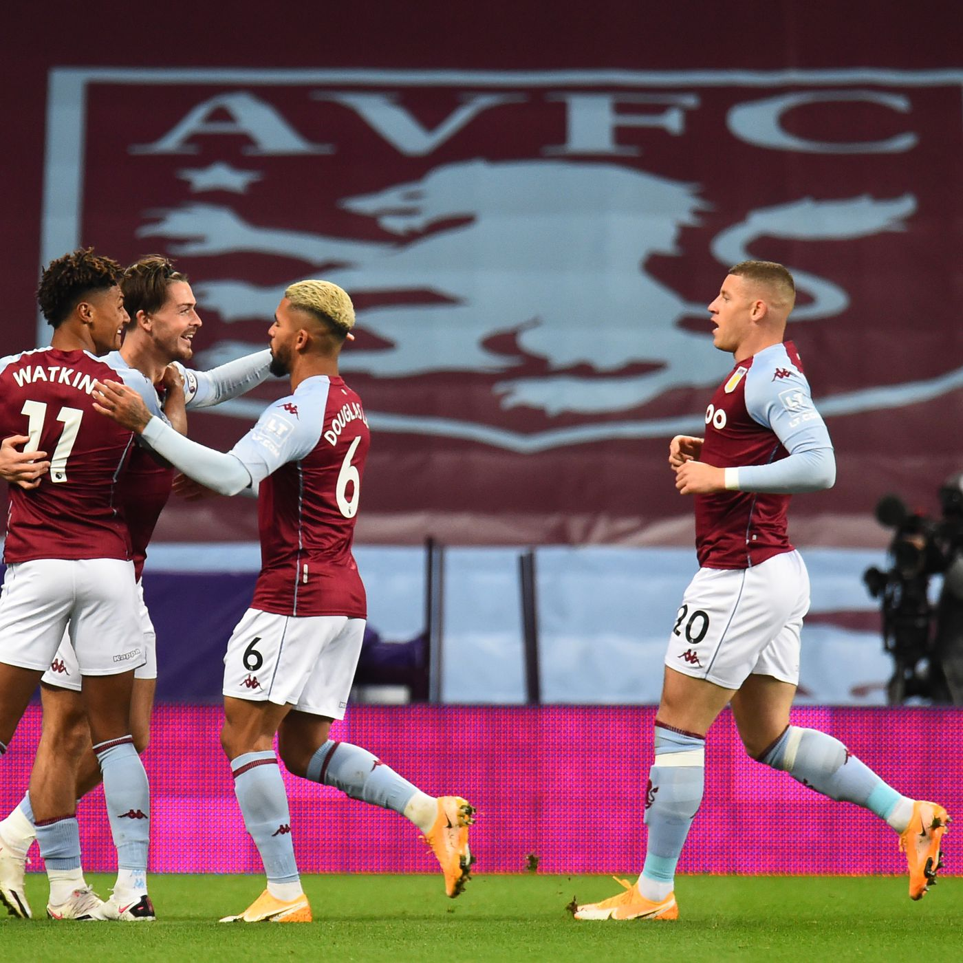 Xv 7 2 Win Over Liverpool Could Be The Dawn Of Villa S Bright Future 7500 To Holte