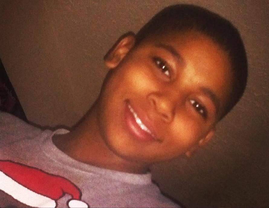A Cleveland police officer shot and killed 12-year-old Tamir Rice.
