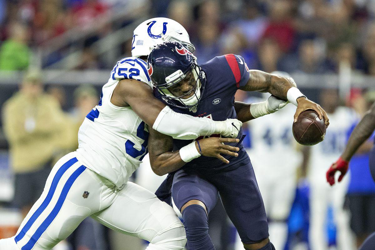 Indianapolis Colts v Houston Texans